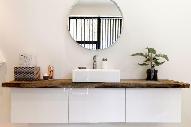 badeværelsesmøbler i træ - Google Search