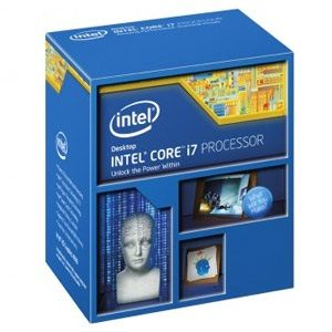 Core™ i7-4790K Quad-Core 4 - 4.4GHz TB, HD Graphics 4600, LGA1150, 8MB L3 Cache, DDR3-1600, 22nm, 88W, EIST HT VT-x XD, Retail  $379.99