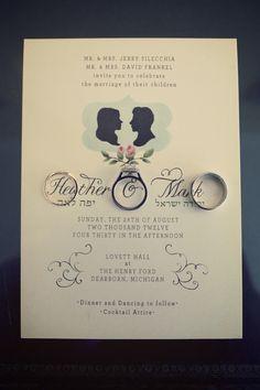 Cameo Wedding Invitations Google Search The Letterpress Pinterest