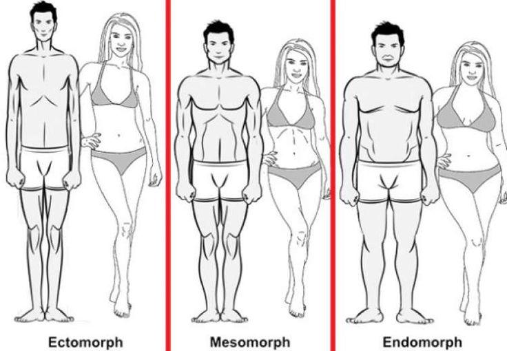 Para perder peso de verdade, você precisa conhecer seu tipo de corpo