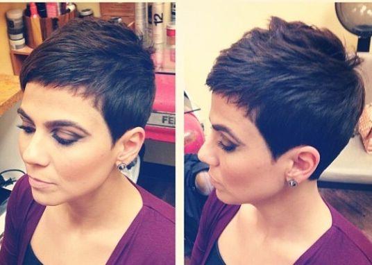 Hair Ideas For Short Hair Pinterest: 17 Best Images About Hair Ideas On Pinterest