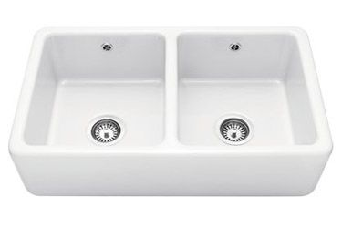 Caple KEMPTON Double Bowl Sink & Waste