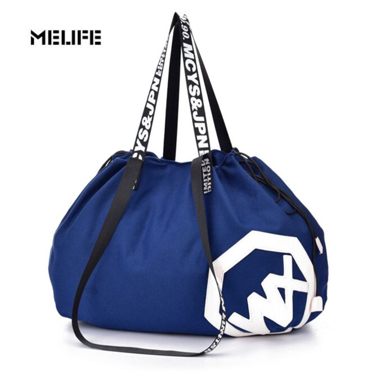 MELIFE NEW Mens Large Big Holdall Gym Bag Sports For SPORT TRAVEL WOMEN FITNESS