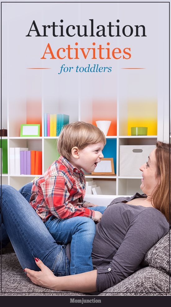 10 Articulation Activities For #Toddlers : Are you looking for activities to enhance your little one's speech proficiency? If yes, then read the article below for more on this topic.