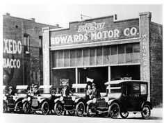 early chevrolet dealership photos - Google Search