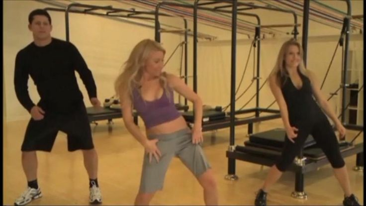 Tracy Anderson Standing Abs Extended Version... doing this now!