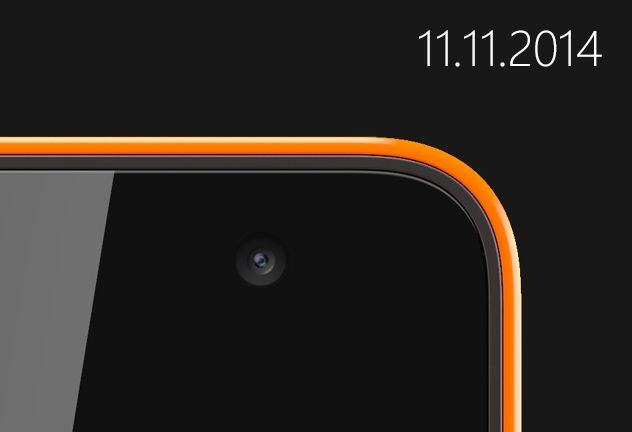 Microsoft launching its first ever Lumia Windows Phone without Nokia branding on November 11, 2014
