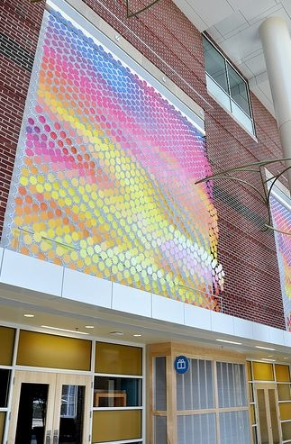 'Riley Sunrise' Installation for Riley Hospital for Children