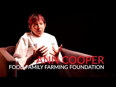 Ann Cooper on Changing the Way We Eat | IIN Depth