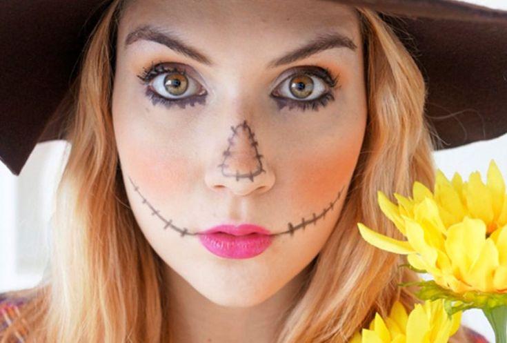 halloween make up einfach erstaunliche ideen und