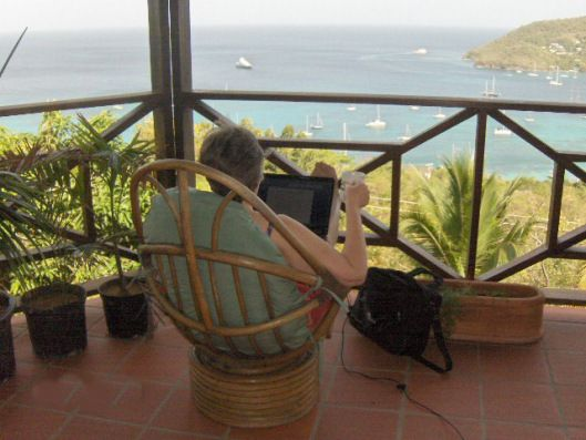 Between Canada and the Carribean: @SusanMToy talks about her inspiration and writing process between two hemispheres. Click on the picture to go to the interview.