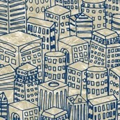 Cityscape...this could make a cute skirt.: Living Rooms, Cities Notebook, Living Room Curtains, Fabrics Textiles, Fabric Art, Art Quilts, Cute Skirts, Cityscape This