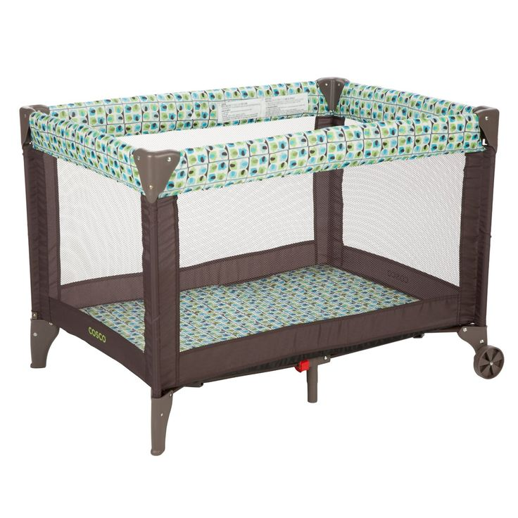 Cosco Funsport Play Yard, Elephant Squares