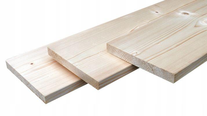 Deska Sosnowa 8x2x100 Producent 7979277212 Oficjalne Archiwum Allegro Wood Crafts