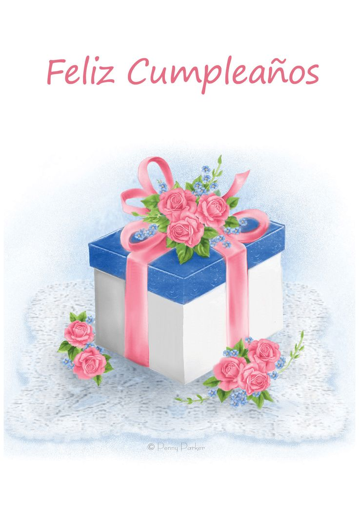 Tarjeta virtual gratis de cumpleaños - Feliz Cumpleaños | Greetings Island