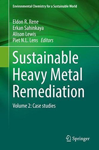 Sustainable Heavy Metal Remediation: Volume 2: Case Studies (Environmental Chemistry For A Sustainable World) PDF