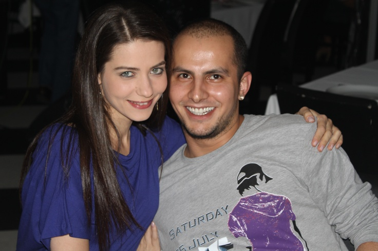 with Sera Tokdemir