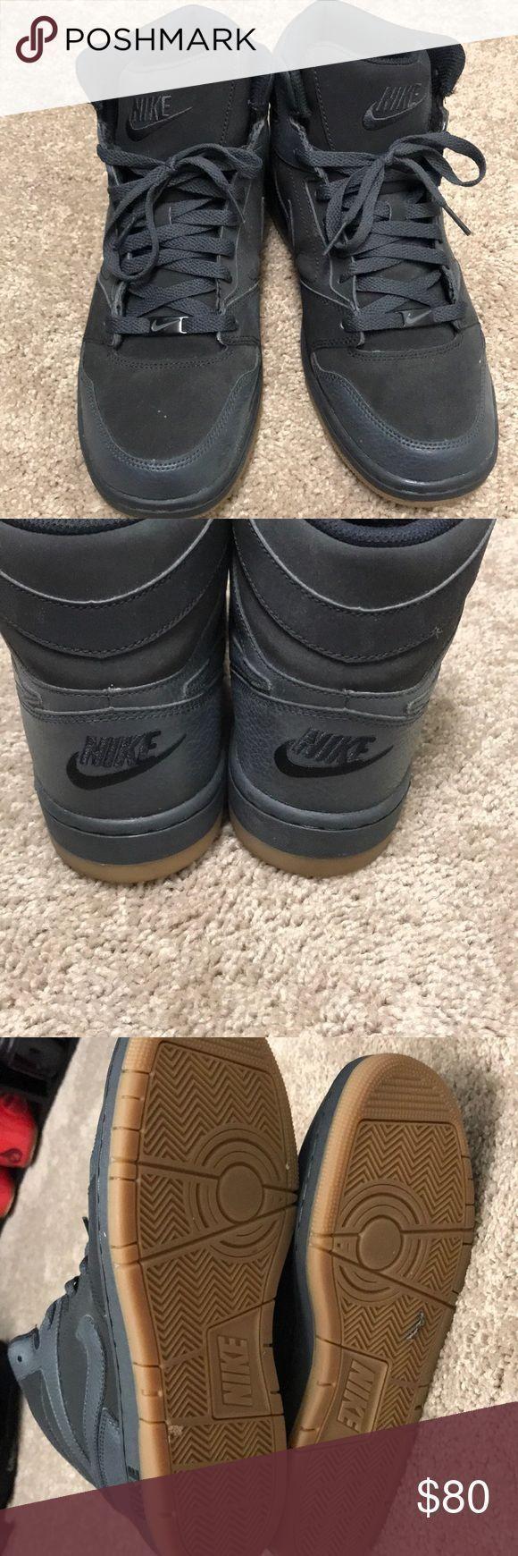 Herren Nike Sneakers Herren Nike Sneakers Größe 9,5. Ca. 3 mal getragen … – …