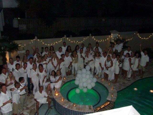 All white party decorations all white for All white party decoration