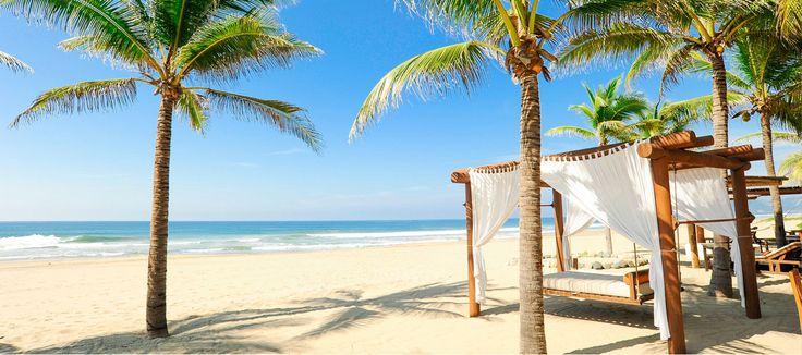 9-mile pristine beach