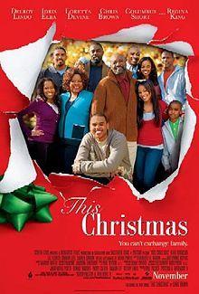 This Christmas (film) - Wikipedia, the free encyclopedia