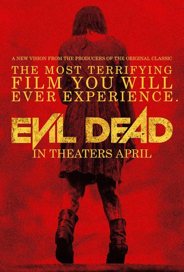 Evil Dead Gets A Bad Ass New Poster on http://www.shockya.com/news