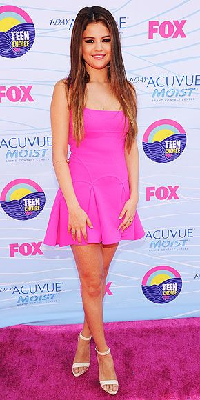 Teen Choice Awards Style Standouts