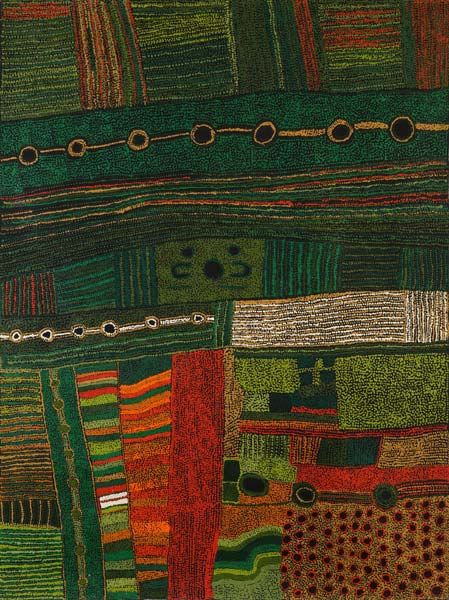 Maringka Baker - 'Minyma Kutjarra' - Outstation Gallery - Aboriginal Art from Art Centres