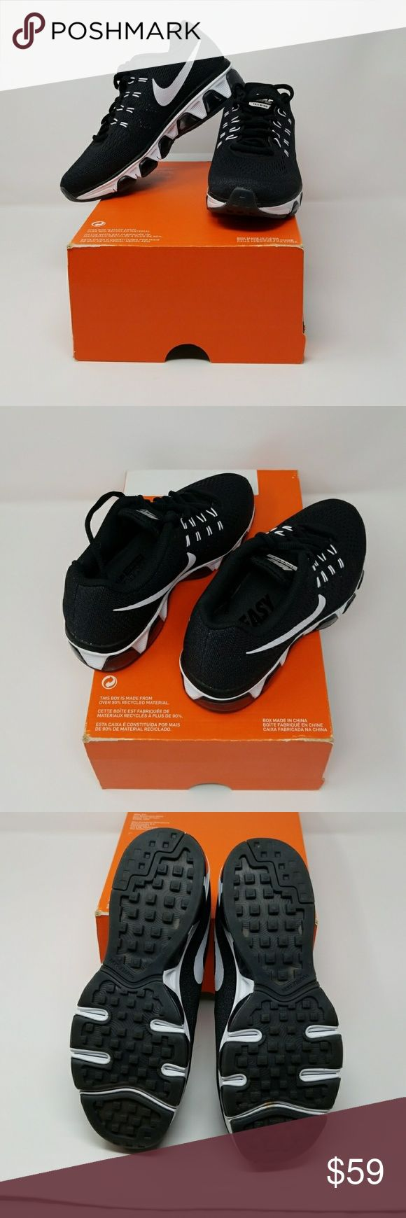 Women's Nike Air Max Tailwind 8 Taken for 1 run but still in like new condition. Box with no lid  #035 Nike Shoes Athletic Shoes