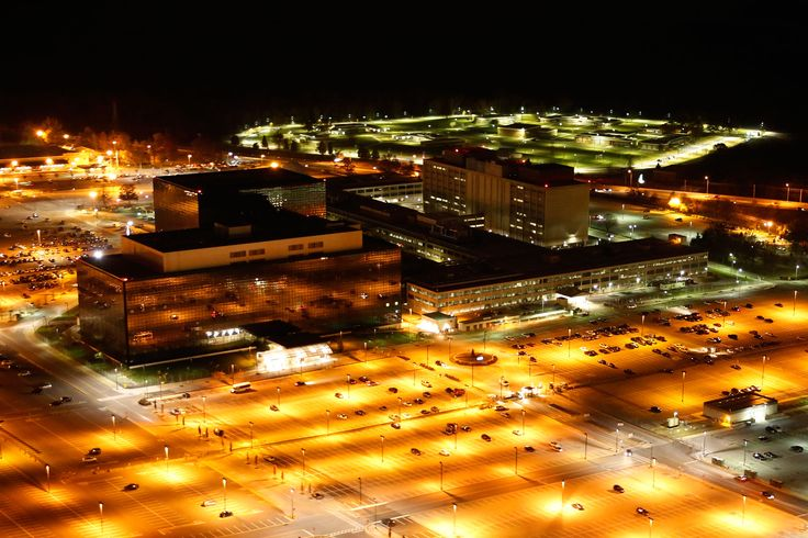 Featured photo - New Photos of the NSA and Other Top Intelligence Agencies Revealed for First Time