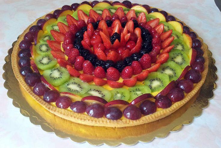 Dolce alla Frutta!!Colorato <3