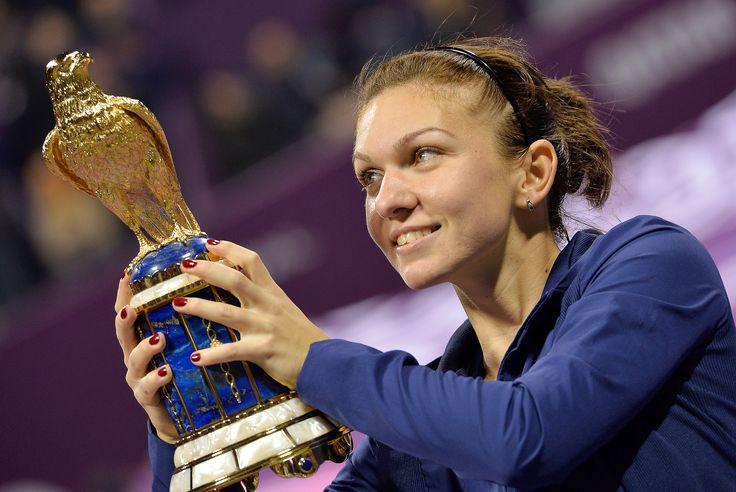 Katerina Siniakova vs Simona Halep 2017 Tennis Live Streaming
