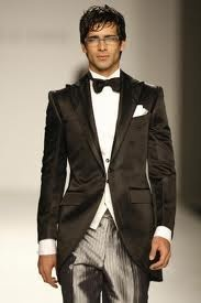 Buy celebrity groom wedding suit and get free shipping on ...