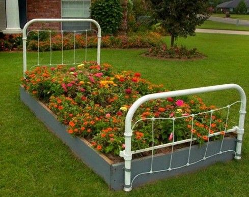 Easy Garden Ideas easy diy garden ideas Easy Handmade Original Flower Garden Ideas