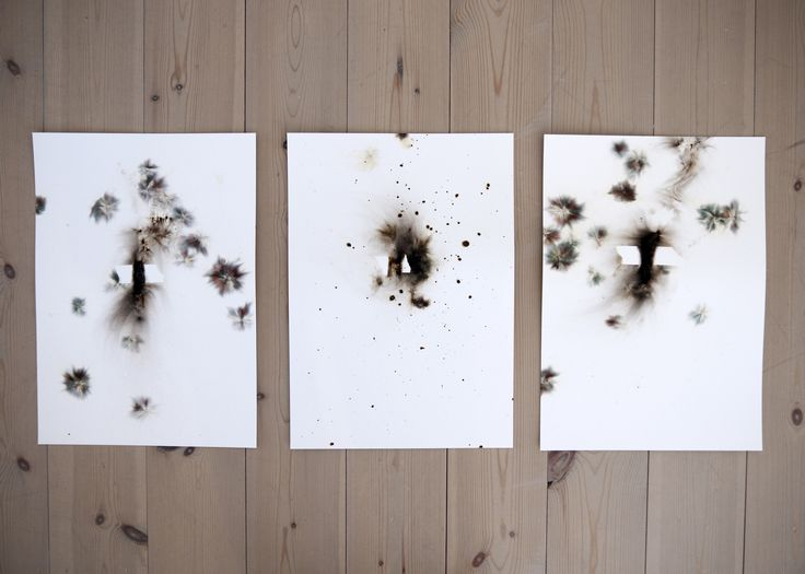 Jenny Nordberg - Explosion graphics poster http://jennynordberg.se/3-to-5-seconds-rapid-handmade-production-2014/