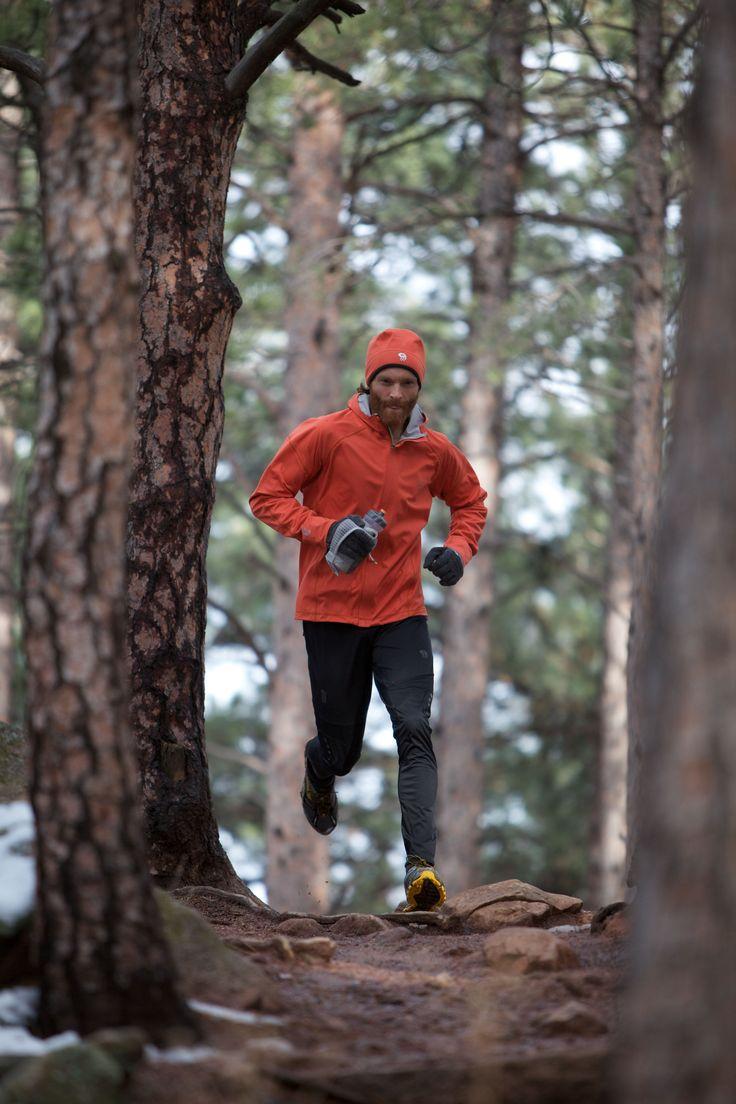 Trail run with Garmin fenix