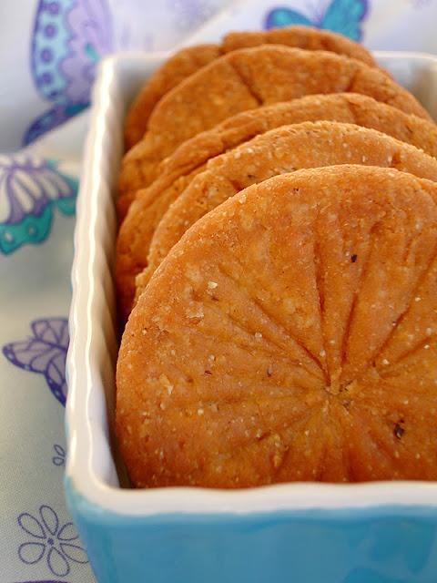 Thekuas, a Bihari Indian recipe