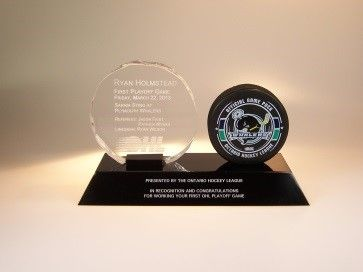 Recognition Awards Ideas – Recognition Gift – Game Puck