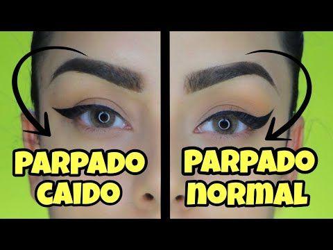 DELINEADO PERFECTO PARA PARPADO NORMAL Y CAIDO!!! - YouTube