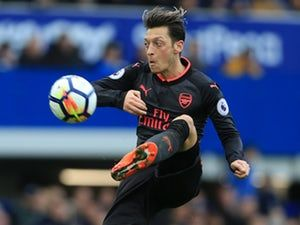 Mesut Ozil: 'I want to give my all to Arsenal'