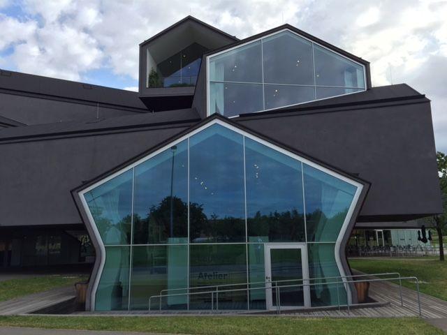 Amazing @Vitra campus in Switzerland