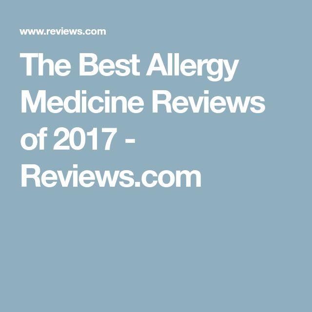 The Best Allergy Medicine Reviews of 2017 - Reviews.com