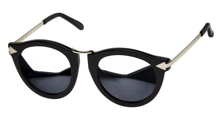 Karen Walker Eyewear Superstars - Harvest 1501405 - R$