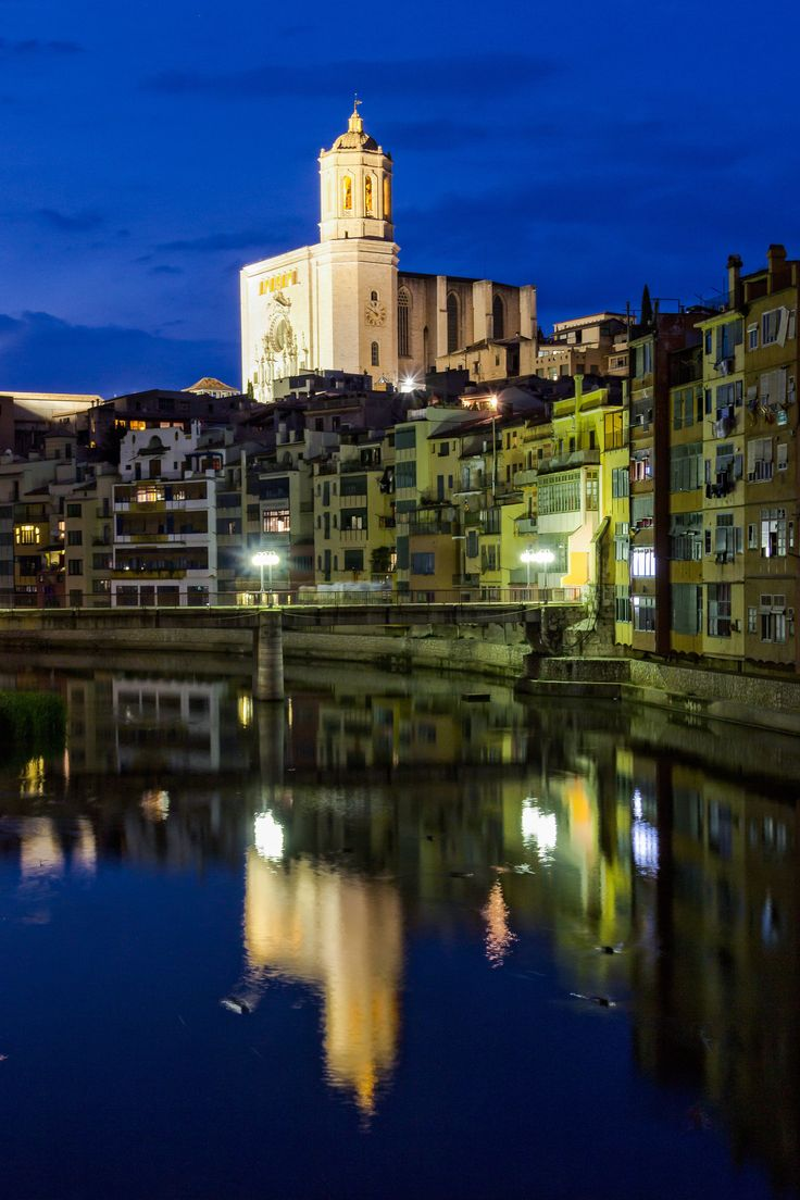 Girona Cathedral by Luca Quadrio on 500px
