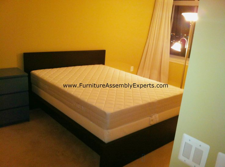 Ikea Malm Bed Assembled In Jessup MD By Furniture Assembly Experts LLC