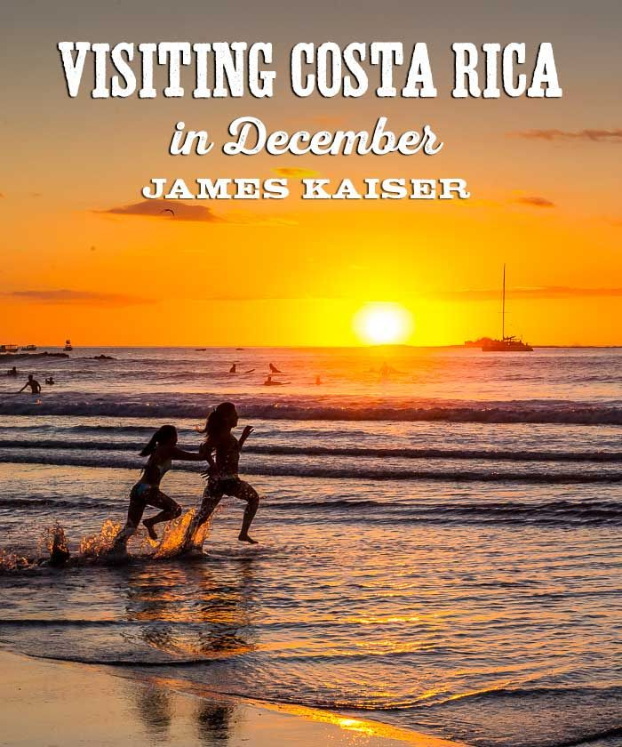 Visiting Costa Rica in December