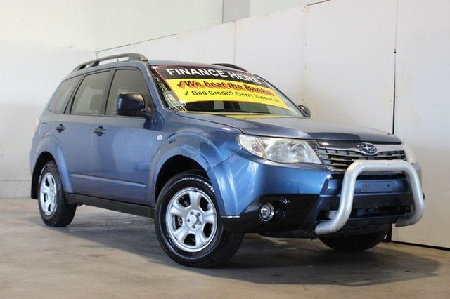 Used Subaru Forester X Luxury, Underwood, 2010 Subaru Forester X Luxury Wagon