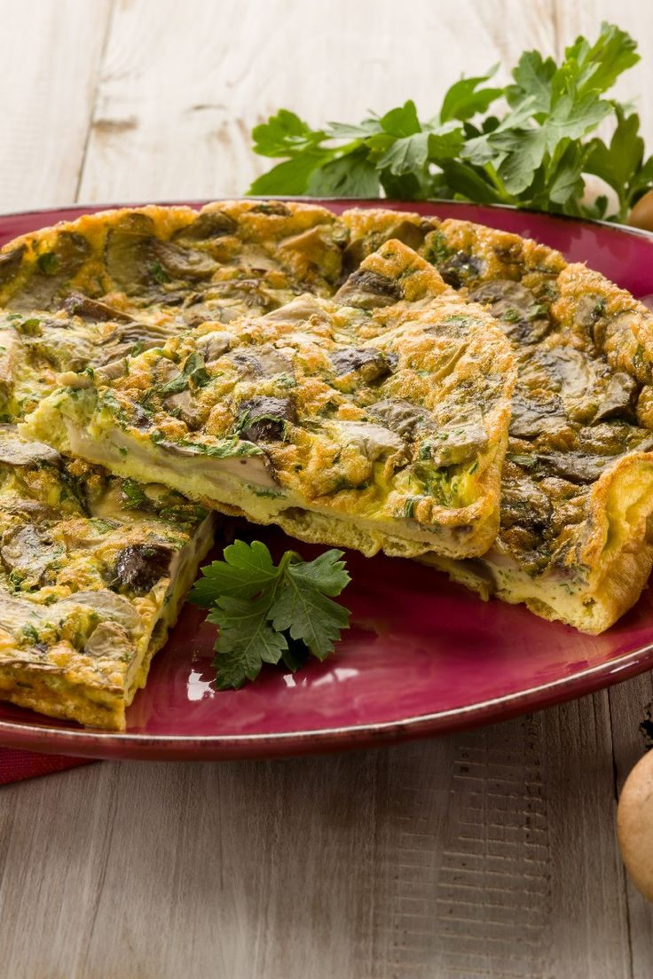 Spinach and Artichoke Pie – Weight Watchers (3 Points)