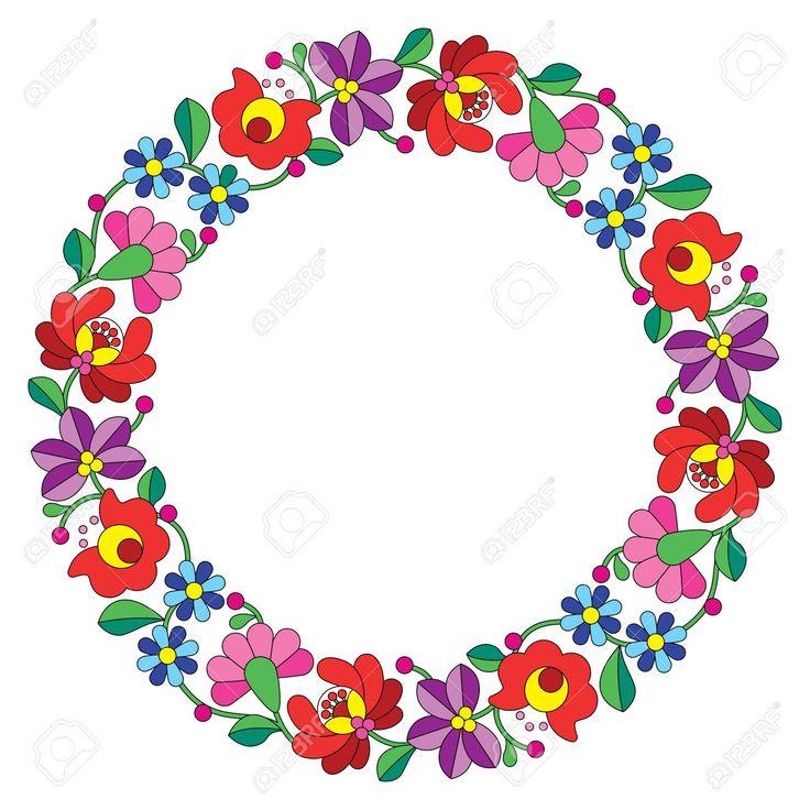 romanian floral folk pattern - Căutare Google