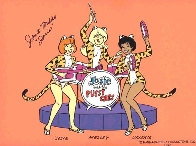 Josie And The Pussy Cats